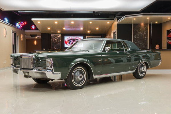 1969 Lincoln Continental Mark III  for Sale $29,900