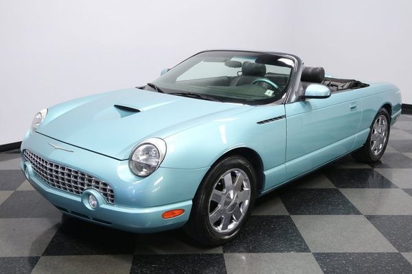 2002 Ford Thunderbird  for Sale $24,995