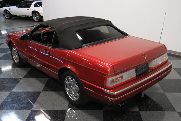 1993 Cadillac Allante  for Sale $7,995