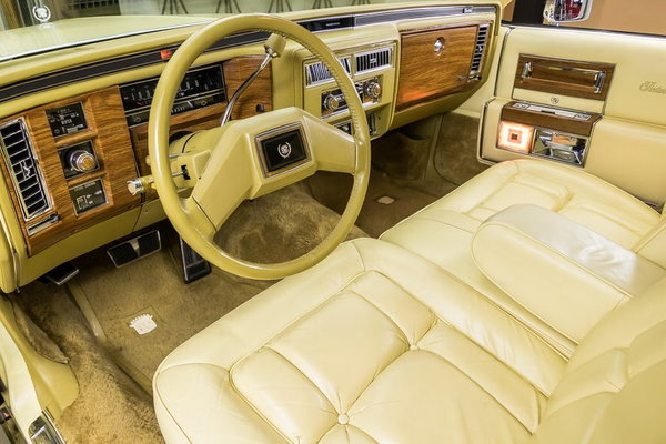 1982 Cadillac Fleetwood Brougham for sale in Plymouth, MI, Price: $32,900
