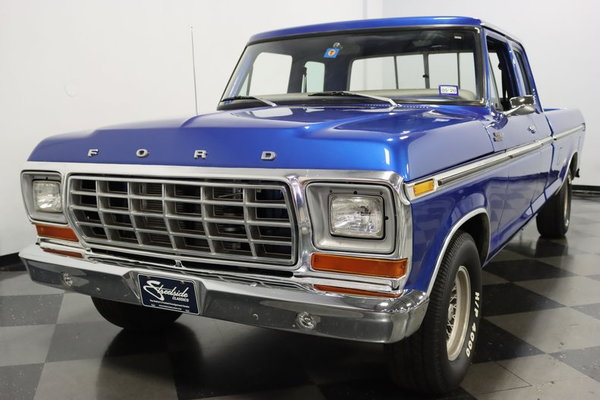 1979 Ford F-150 Custom Super Cab  for Sale $22,995