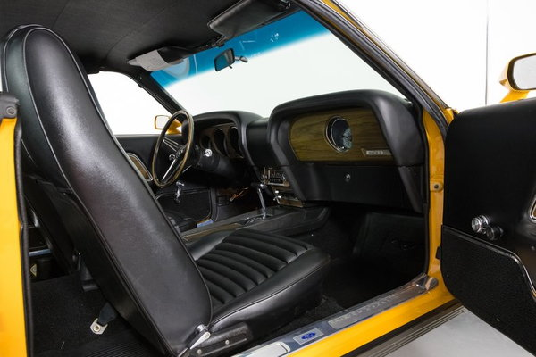 1970 Ford Mustang Mach I Twister Special  for Sale $199,995