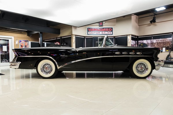 1956 Buick Century Convertible  for Sale $139,900