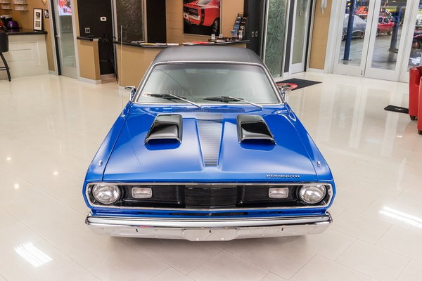 1972 Plymouth Duster  for Sale $42,900