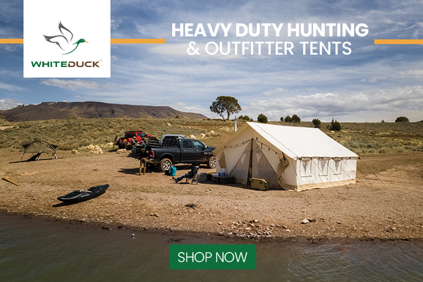 Alpha Wall Tents for Hunting & Outfitters