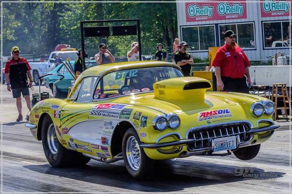 1959 corvette drag car  for Sale $75,000
