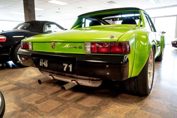 1972 Porsche 914 Race Car  for Sale $30,000