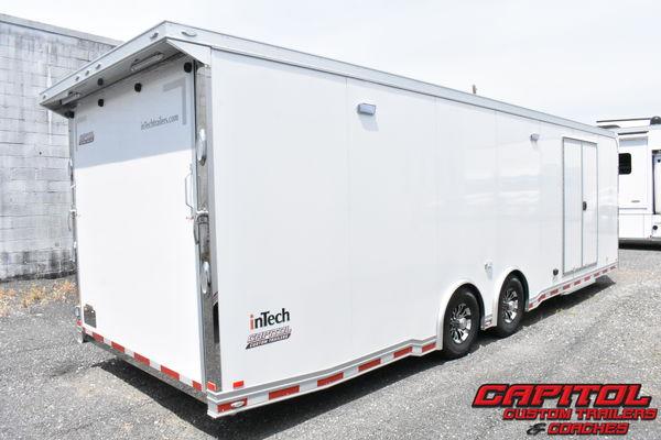 New 2020 inTech 28' ICON all aluminum trailer
