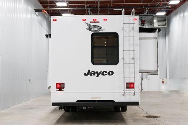 2019 Jayco Redhawk 26XD Ford E-450 Gas Class C Motorhome RV