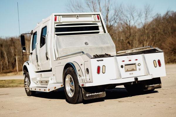 2007 FREIGHTLINER M2-106 SPORTCHASSIS MERCEDES  for Sale $67,500