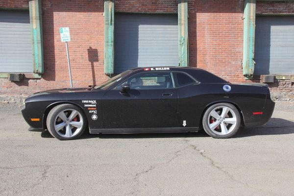 2009 Dodge Challenger SRT8 Open Road Racing Car  for Sale $30,000