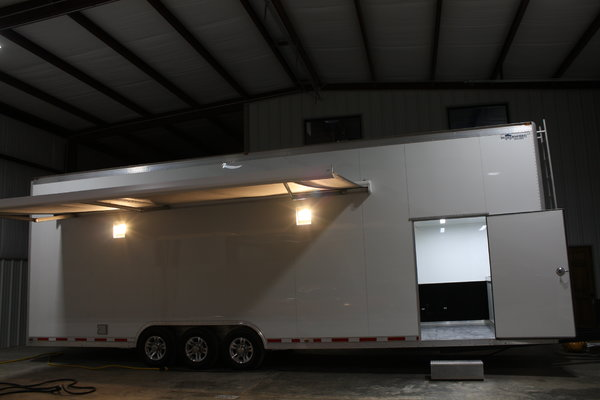 2015 Gold Rush 32' Stacker  for Sale $71,500