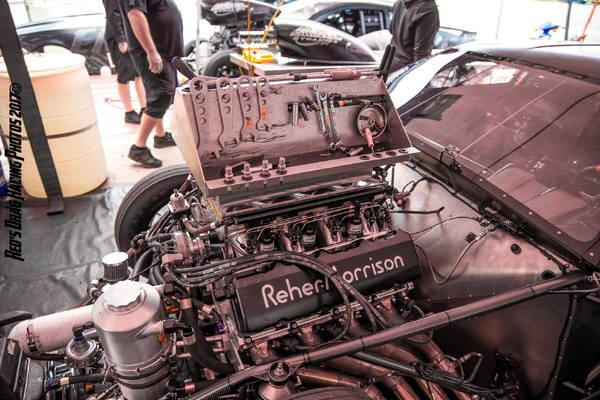 2014 LJRC Camaro Pro-Mod (Keith Haney Notorius)