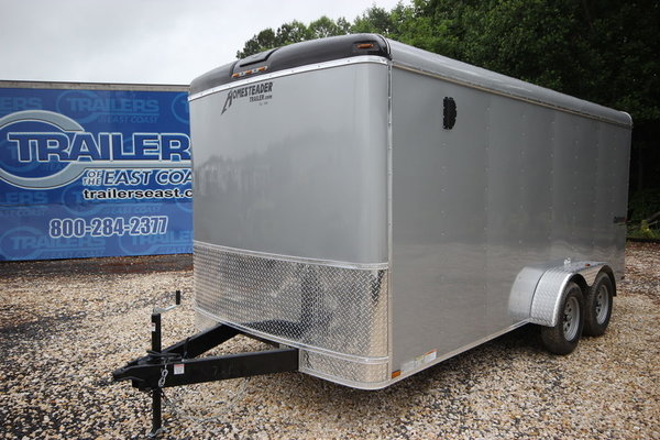 2018 Homesteader Trailers CHALLENGER 7 x 16ft Cargo Trailer