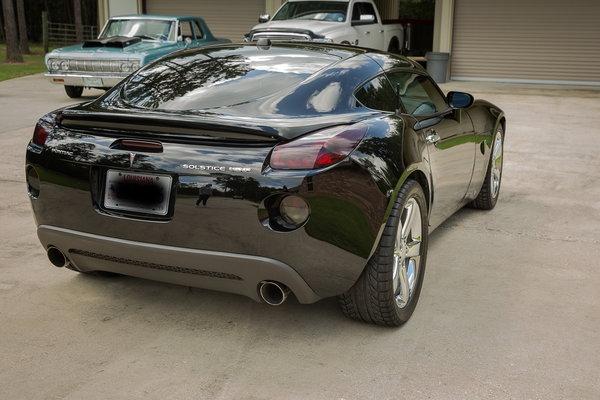2009 Pontiac Solstice  for Sale $23,500