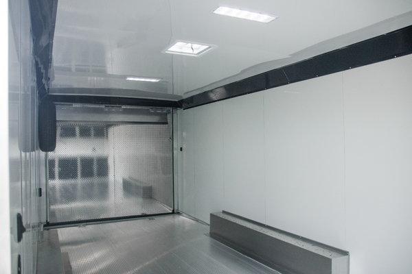 2019 Aluminum Enclosed Cargo/Race Trailer 24'