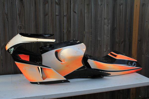 Honda CBR Fireblade Drag Race Fiberglass Fairings 900RR 929R  for Sale $200