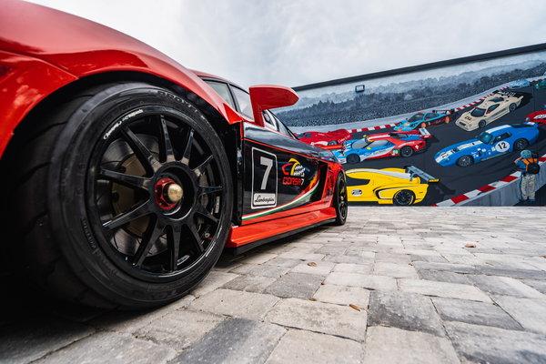 2013 Lamborghini Gallardo Super Trofeo