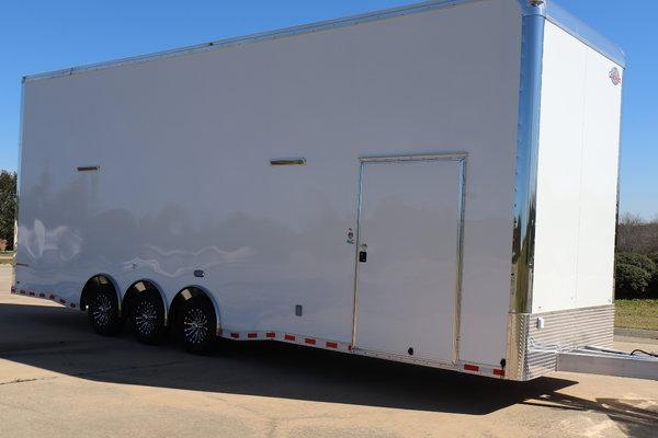 2021 30ft Alum. Cargo Mate Stacker  for Sale $35,999