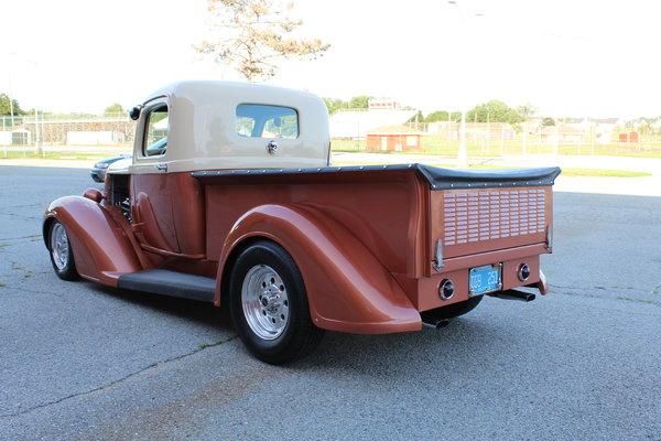 ** ALL STEEL ** 1936 DODGE PICKUP STREET ROD / HOTROD  for Sale $35,000