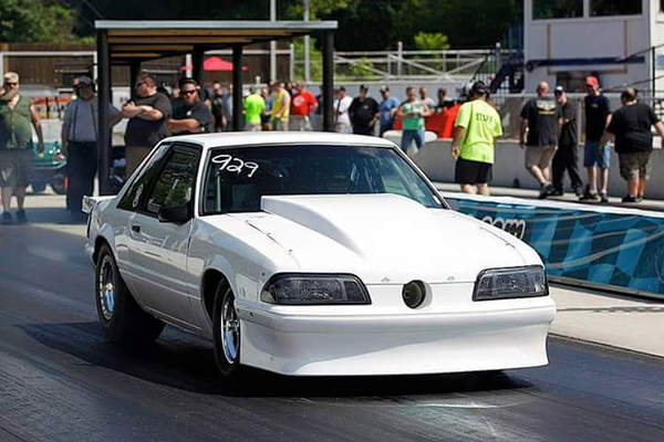 Mustang Procharged F-3 SBF  for Sale $35,000