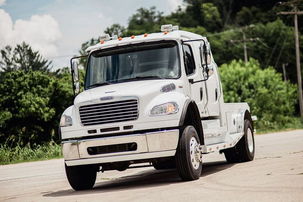 2009 FREIGHTLINER 4X4 SPORTCHASSIS 145k  for Sale $95,000