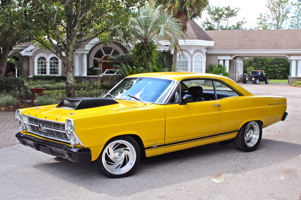 1966 Ford Fairlane  for Sale $15,000