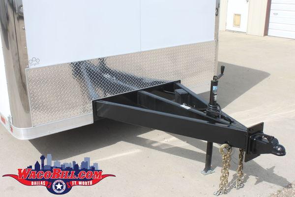 34' X-Height 2020 Auto Master Race Trailer Wacobill.com