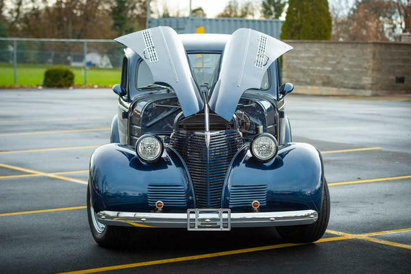 1939 Chevrolet Master Deluxe 2 door Streetrod  for Sale $28,500