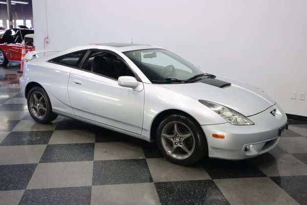 2000 Toyota Celica GTS  for Sale $11,995