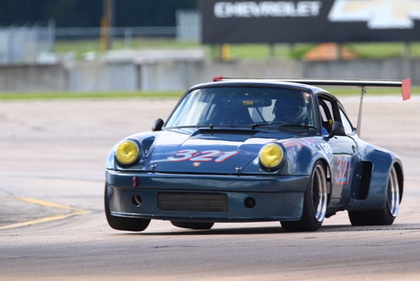 1974 RSR Porsche Tribute Race Car