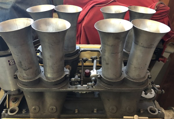 Complete Hilborn Injected SBC  for Sale $3,500