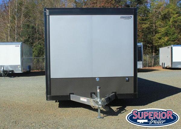 2021 Bravo Star 8.5X28 12K Aluminum Trailer  for Sale $34,599
