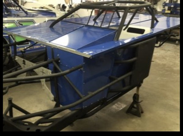 2016 Jeff Taylor Chassis (new paint, deck, & interior)  for Sale $2,850