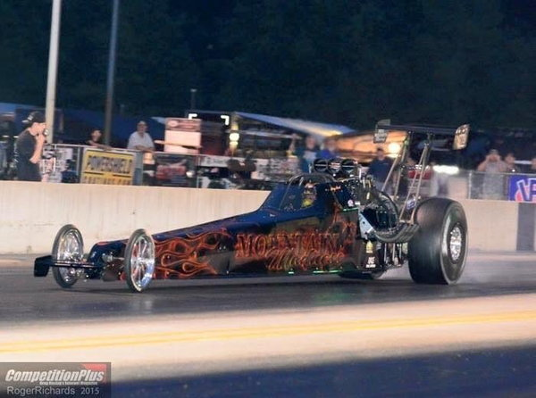 Spitzer Dragster  for Sale $65,000