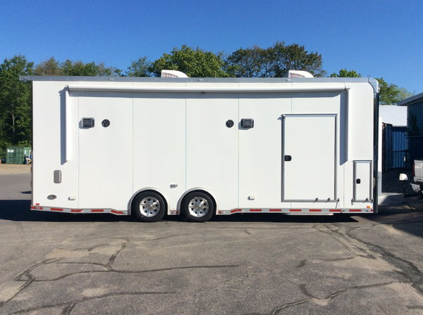 2015 Intech 8.5x26 Icon Package  for Sale $47,500