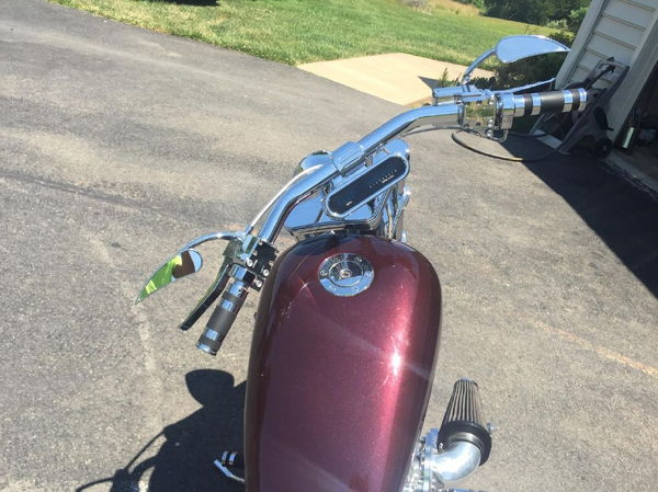 2007 HARLEY-DAVIDSON CUSTOM  for Sale $10,000