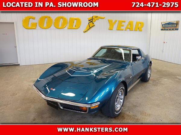 1972 Chevrolet Corvette for sale in Indiana, PA, Price: $36,900