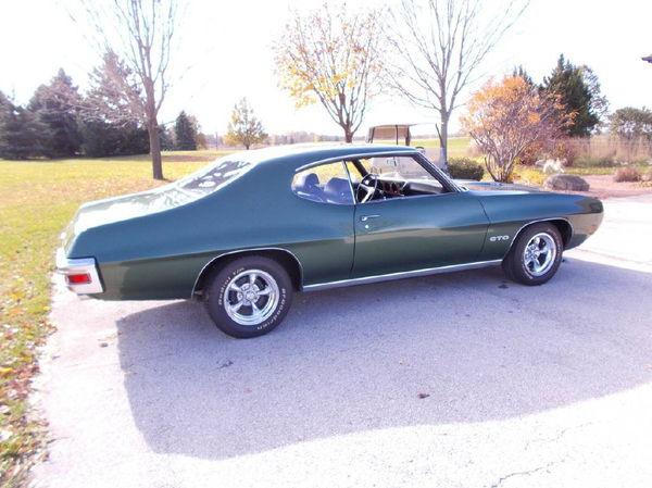 1970 PONTIAC GTO  for Sale $60,000
