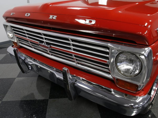 1968 Ford F-100  for Sale $23,995