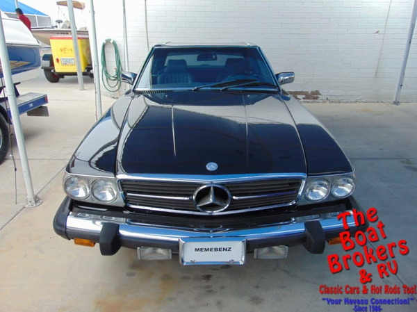 1987  mercedes   560 SL  for Sale $21,900