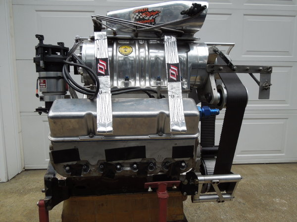 Blown Alcohol SBC  for Sale $14,995