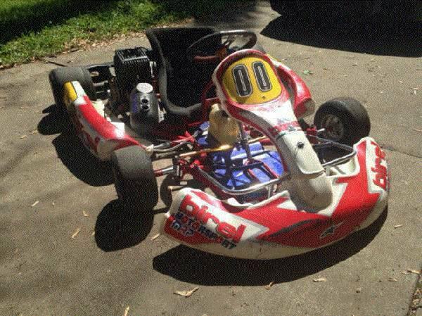 Birel racing kart  for Sale $2,500