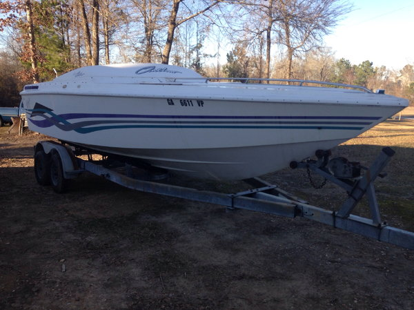 1995 baja 24 outlaw  for Sale $3,500