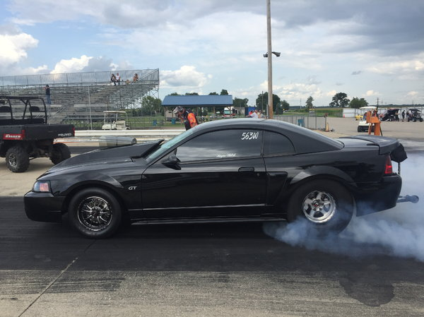 2003 Ford Mustang GT (Rolling)  for Sale $16,500