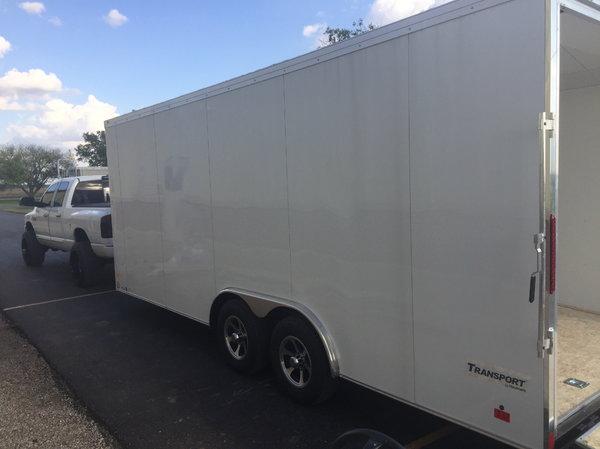 2019 20' Haulmark Transport V  for Sale $9,000