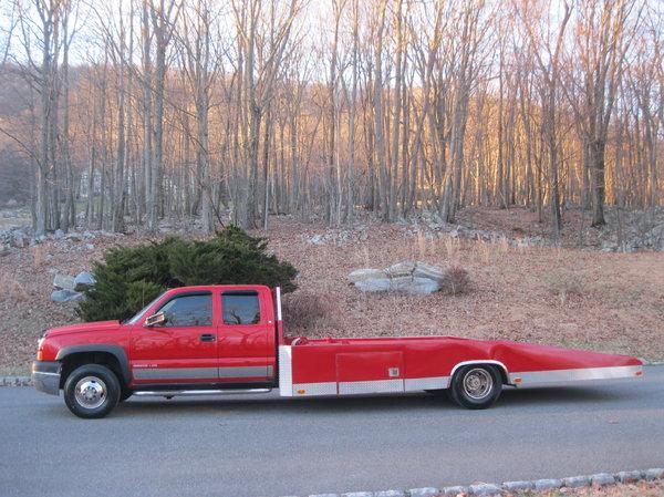 Hodges Body Wedge Ramp Truck Custom Hauler  for Sale $17,900