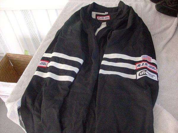 fire jacket,gloves,shoes,helmet,collar  for Sale $225