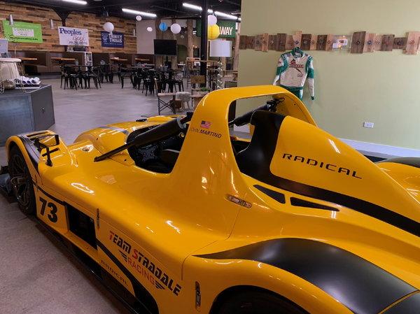 Radical SR3 RSX  for Sale $80,000