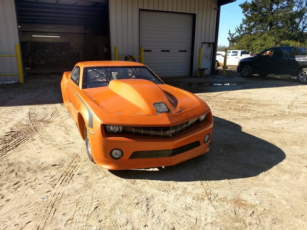 2015 PRO-BUILT CHASSIS CAR  for Sale $42,500